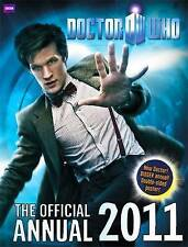 DOCTOR WHO ~ The Official Annual 2011 ~ BBC Hardback **FREE P&P**