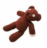 Mr Bean Teddy Plush Doll Brown 23cm Stuffed Figure Kids Toys Gift Xmas Novelty