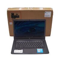 """HP Chromebook 14"""" AMD A4-9120C 4GB RAM 32GB eMMC   14-DB0023DX   Chalkboard Gray"""