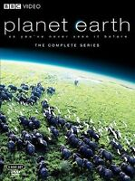 Planet Earth - The Complete Series (DVD 5-Disc Set) Nar. David Attenborough NEW