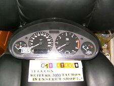 Velocímetro combi instrumento bmw e36 3er 62118364380 diesel cluster cabina Speedometer