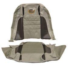 Triton Boat Seat Skins 1950172   Explorer 2009  Grey Black