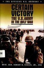 Certain Victory (H) (Ausa Book) Scales Jr., Major General Robert H Hardcover
