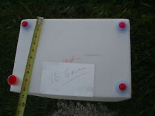 16 Gallon Fresh water tank Camper Horse Trailer Concession Camper RV