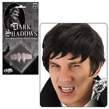 Deluxe Dark Shadows Barnabas Collins Fangs costume vampire teeth gothic Reusable