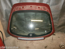 ROVER STREETWISE 2003 3/5DOOR TAILGATE PANEL RED CBT