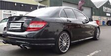 Mercedes AMG C63 W204 C Class Diffuser C63 Diffuser Saloon Sedan MODELS TO 2011