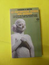 GASTER - LE PIU' ANTICHE STORIE DEL MONDO - ED.OSCAR MONDADORI - 1°ED.1971