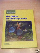 """Bede Ratgeber """"Der Diskus im Schauaquarium"""""""
