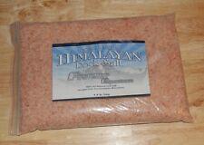 Natural Himalayan Rock Salt Large 4.4 lb bag - The very best deal - bulk bag