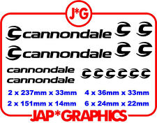 cannondale mountain bike bmx downhill mtb sticker decal free shipping