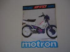 advertising Pubblicità 1993 MOTRON GTO