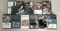 Lot of 11 Cassette Tapes Elvis, Sinatra, Aerosmith, Fats Domino, Tears for Fears