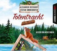 TOTENTRACHT - RIECKHOFF,ALEXANDER & STEFAN UMMENHOFER  6 CD NEW