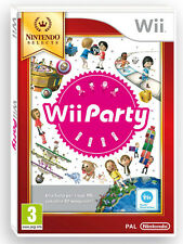 Wii PARTY SOLUS SELECTS NINTENDO WII IT IMPORT NINTENDO