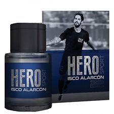 HERO SPORT de ISCO ALARCON - Colonia / Perfume 100 mL - Hombre / Man / Uomo 22