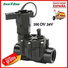 "Electrovalvula 100DV Rain Bird 24V • Rosca 1"" • Valvula RainBird • Riego 24v"