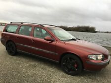 2002 Volvo V70 T5 2.3t Turbo 250BHP PERFORMANCE VEHICLE / NOT EX POLICE