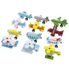 12 pcs Wooden Plane Traditional Wooden Toy Educational Toy for 18 Months