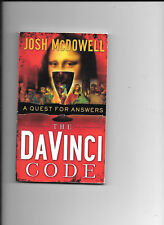 The Davinci Code : A Quest for Answers by Josh McDowell (2006, Paperback)