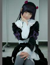 kuroneko Ruri Gokou Oreimo cosplay lolita goth anime Ore no Imouto ga Konnani Ka