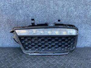 ✔MERCEDES W221 S63 S550 S65 BUMPER DAYTIME RUNNING LIGHT LAMP GRILLE LEFT OEM