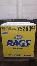 Scott Rags 75260 Case of 8