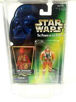 Star Wars POTF Luke Skywalker Hasbro Kenner 1997 Sealed