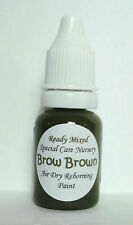 10 ml-SCN-cheveux bruns/sourcils-The SPECIAL CARE NURSERY AIR DRY peintures Gamme