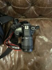 Canon EOS 80D 24.2MP DLSR Camera With ZOOM LENs 18-135 IS USM With Carrying Bag!