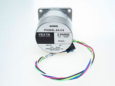 Vexta PH265L-04-C4 2-Phase 1,8 Deg./Step, 5V 1A Schrittmotor Stepping Motor