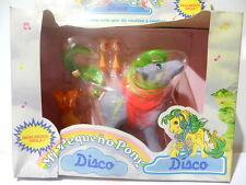 MY LITTLE PONY DANCE N PRANCE DISCO G1 1984 W/ BOX NONUSE TOP TOYS VARIANT