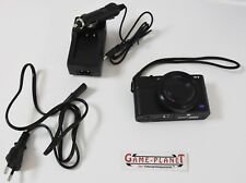 Sony Cyber-shot DSC-RX100 II Digitalkamera sehr gut incl.Zubehör Paket sieheFoto