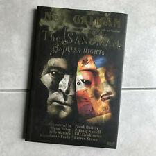Sandman, Endless Nights (2003) Neil Gaiman, Hard Cover, Milo Manara, DC Vertigo