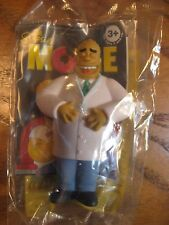 Burger King - The Simpsons Movie- Kids Meal Toy - 2007 - Dr. Hibbert
