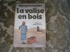 Emmy GOLDACKER: la valise en bois