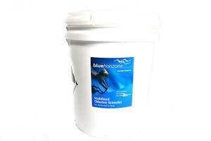 NEW Deep Blue Pro - Stabilised Chlorine Granules 25kg Rapid dissolve Neutral ...