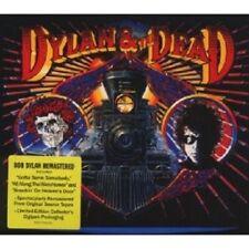"BOB DYLAN & GRATEFUL DEAD ""DYLAN & THE DEAD"" CD NEUWARE"