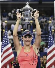 ANGELIQUE KERBER SIGNED 8X10 PHOTO TENNIS US OPEN WIMBLEDON FRENCH AUSTRALIAN