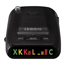 UNIDEN DFR1 RADAR DETECTOR WITH EASY-TO-READ ICON DISPLAY