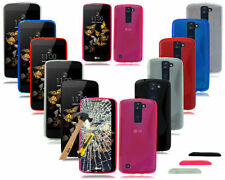 Fundas y carcasas Para LG K8 color principal negro para teléfonos móviles y PDAs LG
