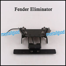 New Fender Eliminator License Plate Frame For KAWASAKI NINJA 250 2008-2012 Black