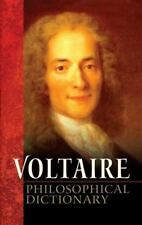 Philosophical Dictionary by Voltaire Paperback Book (English)