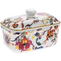 William Morris Anthina  Fine China Floral Butter Dish lp93681