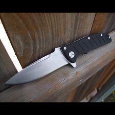 Taschenmesser ENLAN EL-01A - 8Cr13MoV - G10 - Liner-Lock - Schwarz
