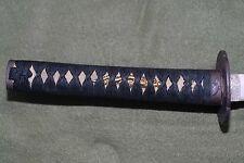 Vintage Japanese Sword in Mounts, Wakizashi