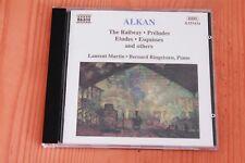 Alkan - Préludes Impromptus Etudes Esquisses ... Ringeissen - Martin - CD Naxos