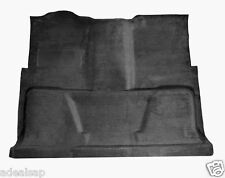 ACC 75-80 CHEVY PICKUP BLACK CARPET C10 C20 STD CAB 2WD 4-SPEED - MADE IN USA