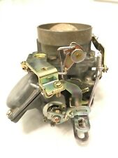 NEW original Vintage Nissan Nikki Double Barrel carburettor For Datsun 1973-1980