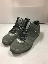 AND1 Baseball SHOES MEN'S SIZE 7 Grey